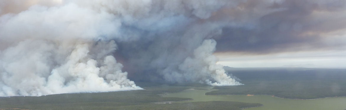 Supporting bush fire management across Australia